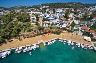 dimitris pension rooms in alonissos