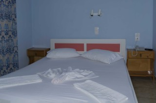 studio dimitris pension the bedroom